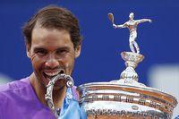 Rafael Nadal vô địch Barcelona Open 2021
