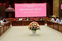 Ban Chấp hành Đảng bộ TP Hà Nội thảo luận về công tác cán bộ: Đề nghị có cơ chế rõ ràng quan tâm đến 'đầu vào' cán bộ