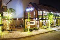 Hà Tĩnh: Khám phá quán cà phê bằng gạch 'độc' nhất giữa lòng thành phố