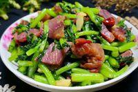 Thịt bò xào với loại rau bình dân này thành món ngon, tốt cho sức khỏe