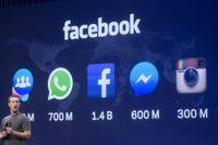 Cổ phiếu Facebook đạt mức kỷ lục