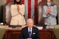 Tổng thống Mỹ Joe Biden: Nước Mỹ 'đang trên đà trở lại'