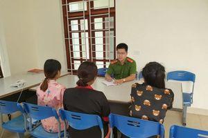 Phát hiện 3 thai phụ Nghệ An vượt biên sang Trung Quốc bán bào thai
