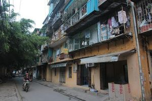 Chủ tịch Hà Nội Chu Ngọc Anh làm Trưởng Ban chỉ đạo cải tạo chung cư cũ