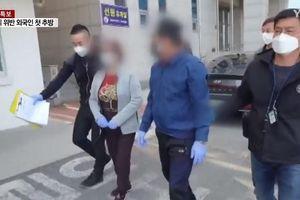 Chiêu 'phù phép' để 9 người lên chuyên cơ, trốn lại Hàn Quốc