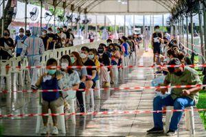 Số ca tử vong tại Thái Lan do COVID-19 lần đầu tiên ở mức hai con số