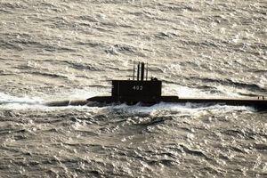 Tàu ngầm của Indonesia chìm: Nghi do sai sót trong quá trình sửa chữa