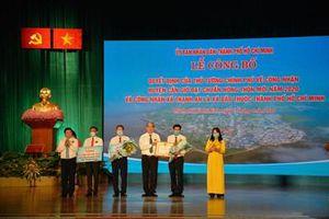 Công bố quyết định của Thủ tướng Chính phủ về công nhận huyện Cần Giờ đạt chuẩn nông thôn mới
