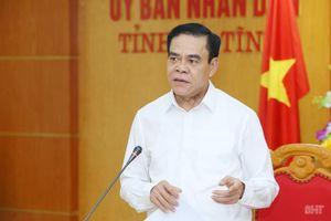 Chủ tịch UBND tỉnh Võ Trọng Hải: Giáo dục và đào tạo có vai trò quan trọng trong quá trình phát triển của Hà Tĩnh