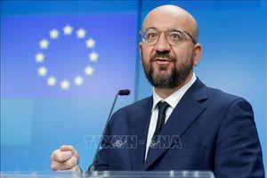 EU ấn định thời điểm tổ chức hội nghị thượng đỉnh