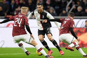 Juventus và AC Milan có thể bị loại khỏi Serie A