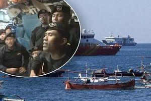 Công bố clip xúc động của thủy thủ tàu ngầm Indonesia trước khi gặp nạn