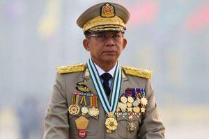 Thống tướng Min Aung Hlaing nói gì trước đề xuất của ASEAN về tình hình ở Myanmar?
