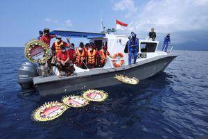 Sóng ngầm mạnh có thể là nguyên nhân thảm họa tàu ngầm Indonesia
