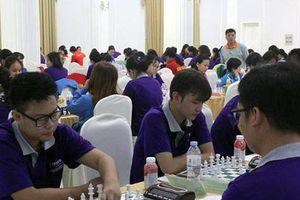 Đếm ngược ngày khởi tranh Giải cờ vua đồng đội toàn quốc 2021