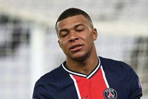 Mbappe gây 'thất vọng toàn tập' trước Man City