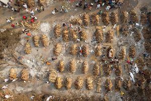 Hiện tượng bất thường trong làn sóng dịch mới ở Ấn Độ