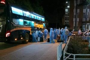 Nghệ An: Phát hiện thêm ca nhiễm SARS-CoV-2 thứ 4 tại khu cách ly