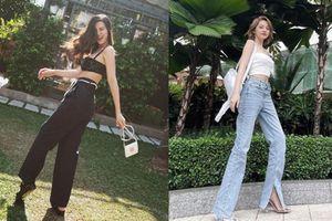 Sao Việt lăng xê các trang phục khoe eo thon đón hè