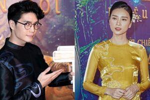 Bạn trai tin đồn đến ủng hộ Ngô Thanh Vân ra mắt phim mới