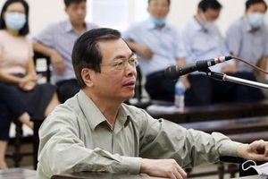 Xét xử vụ Sabeco: Cựu Bộ trưởng Vũ Huy Hoàng bị tuyên phạt 11 năm tù