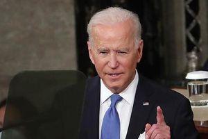 Ông Biden gửi thông điệp cứng rắn tới Tổng thống Nga Putin