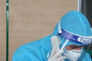 Hà Nội phát hiện 1 F1 của ca dương tính SARS-CoV-2 ở Hà Nam