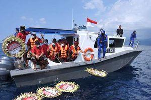 Chính quyền Indonesia hứa xây nhà cho thân nhân thủy thủ đoàn tàu ngầm gặp nạn