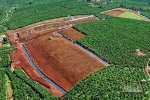 Lâm Đồng kiểm tra loạt khu đất phân lô bán nền gắn mác dự án bất động sản