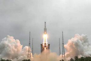 Trung Quốc phóng module lõi của trạm không gian lên vũ trụ