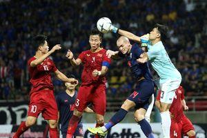 Đội tuyển Việt Nam phải đá Vòng loại World Cup 2022 vào lúc nửa đêm