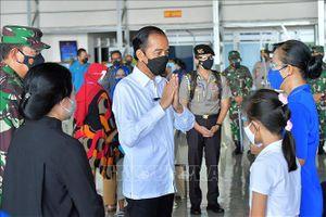 Tổng thống Indonesia cam kết xây nhà ở cho thân nhân của thủy thủ đoàn gặp nạn