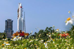 Trung Quốc phóng module của trạm không gian lên vũ trụ