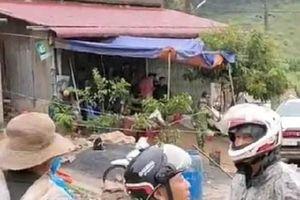 Sơn La: Sau tiếng súng nổ, 3 người tử vong