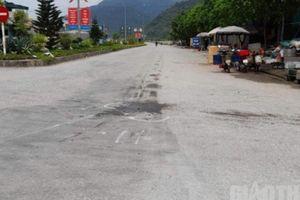 TNGT khiến 2 học sinh gặp nạn ở Lai Châu: Xe bán tải hết hạn kiểm định