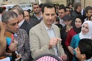 Ông Assad tái tranh cử Tổng thống Syria