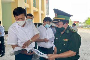 Hà Nội ghi nhận F1 của ca dương tính với SARS-CoV-2 ở Hà Nam