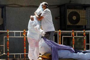 'Cảnh tượng tại New Delhi như tận thế'