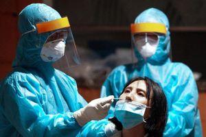 Thêm 2 ca dương tính SARS-CoV-2 ở khu công nghiệp, Hà Nội chỉ đạo khẩn