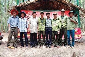 Vượt khó, giữ rừng phòng hộ Xuân Lộc