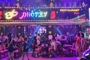 TP Hồ Chí Minh: Tạm dừng karaoke, quán bar, vũ trường từ 18h ngày 30/4
