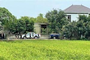 Án mạng kinh hoàng khiến 2 người chết ở Nghệ An