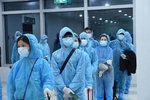 Nghệ An: 10 F1 có mặt trên chuyến bay chở bệnh nhân 2.899 ở Hà Nam âm tính lần 1