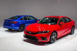 Honda Civic 2022 thế hệ mới ra mắt, thiết kế sẽ còn gây tranh cãi