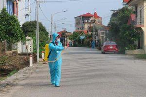 Hà Nam: Phong tỏa 28 ngày đối với thôn có 5 ca mắc COVID-19