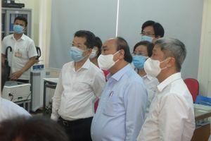 Chủ tịch nước Nguyễn Xuân Phúc: Chủ động, sẵn sàng phòng dịch COVID-19, không để lúng túng bất ngờ