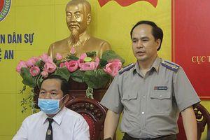 Hiệu quả thực hiện Quy chế phối hợp giữa Cục Thi hành án dân sự và Tòa án nhân dân tỉnh Nghệ An