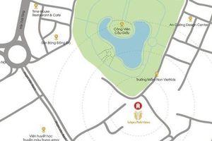 Luxury Park Views – dự án BĐS thành công của Công ty CP Phan Nguyễn