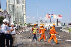 'Rốn ngập' ở TPHCM ngày đầu thông xe sau khi chi 470 tỉ nâng cấp