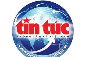 Tiễn đưa hài cốt liệt sĩ quân tình nguyện và chuyên gia Việt Nam hy sinh tại Lào về nước